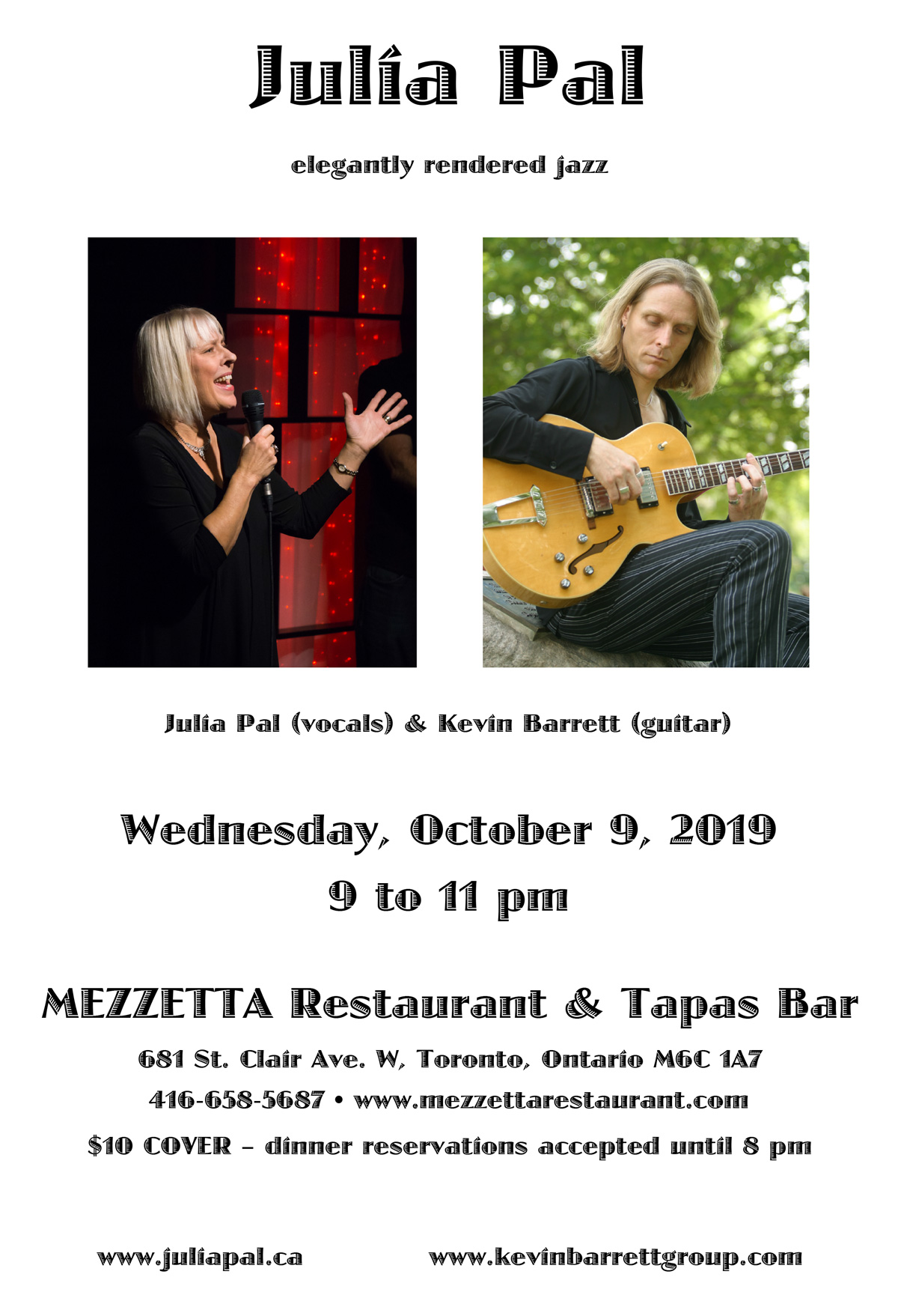 Julia Pal - Oct. 9, 2019 Mezzetta's